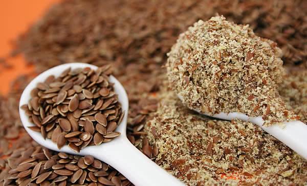 как лечиться мукой и семенами льна